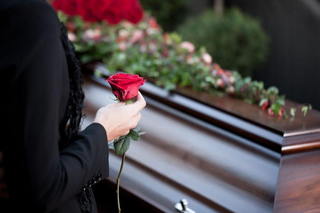 Zmarłej matki dla Zbiórka pieniędzy