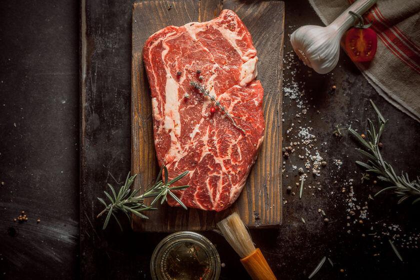 Kobalt można znaleźć w mięsie wołowym