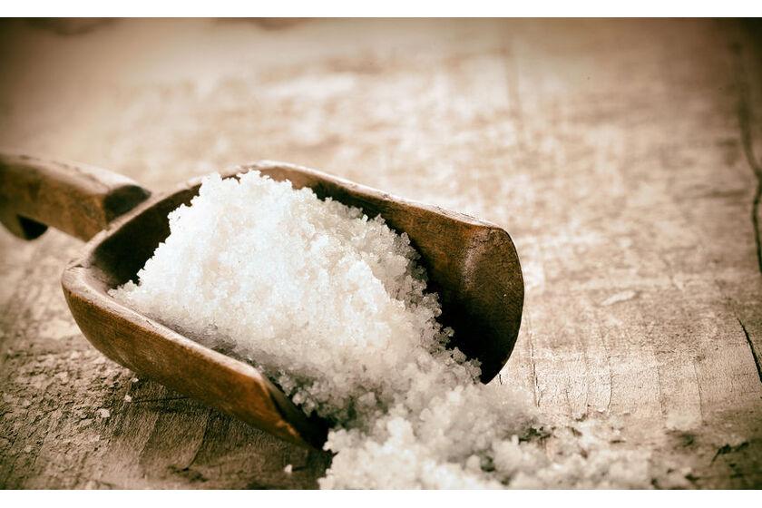 Chlor występuje w soli kuchennej