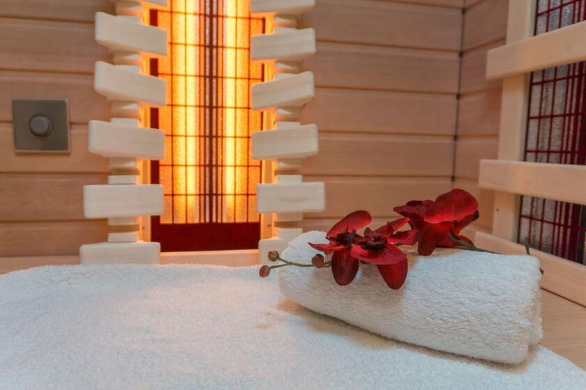 Sauna Infrared wykorzystywana jest do leczenia bólu