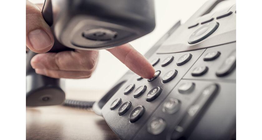 Telefon stacjonarny