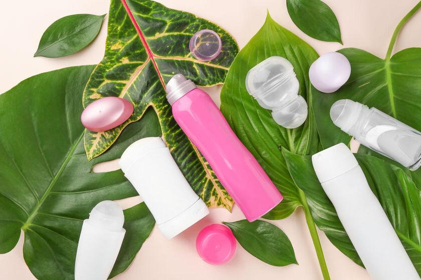 Różne rodzaje dezodorantów