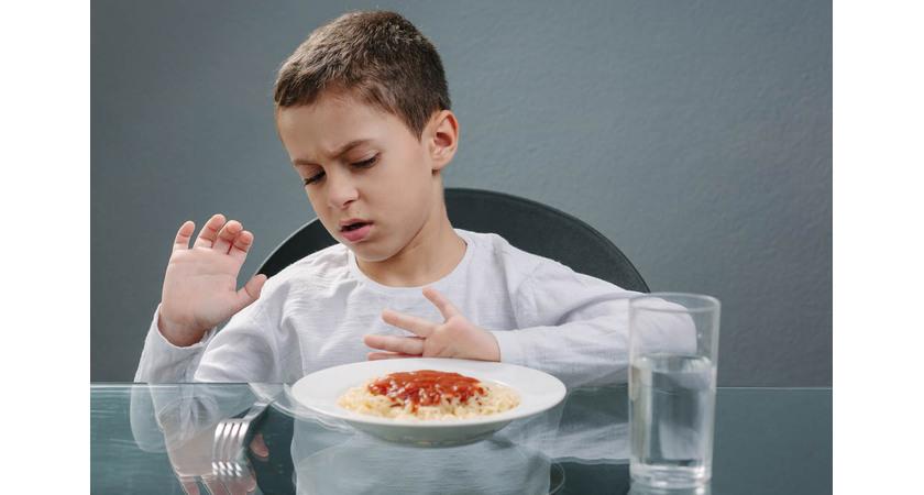 Dziecko z brakiem apetytu
