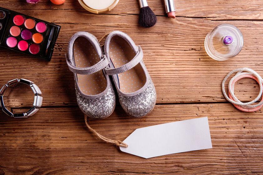 Perfumy dla dzieci, buciki i inne dziecięce kosmetyki