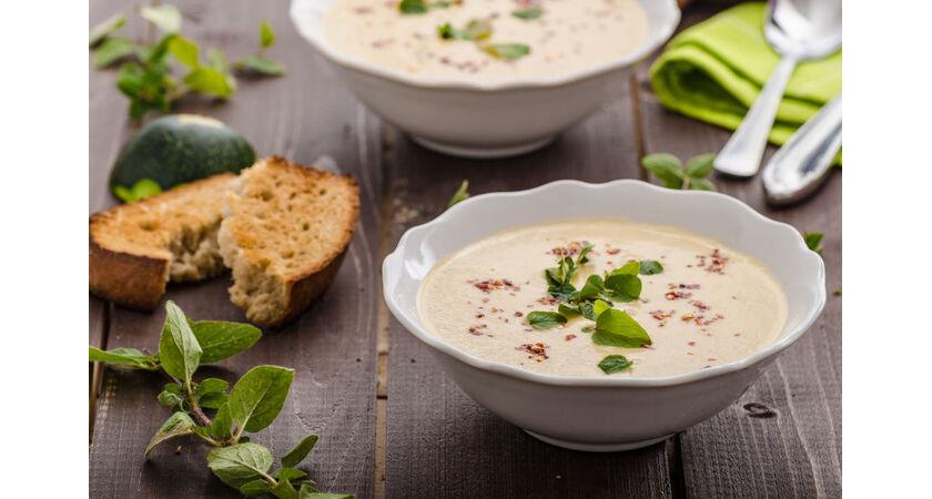 Zupa z podgrzybków