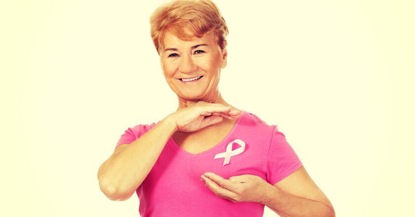 Kobieta po mastektomii