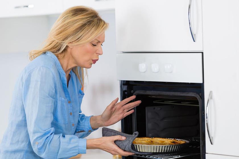 Wypadek w kuchni oparzenia skóry