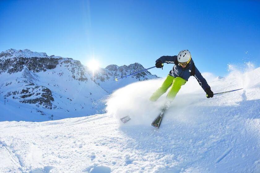 Ćwiczenia przed nartami
