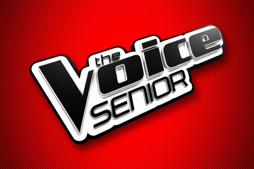 Logo The Voice Senior