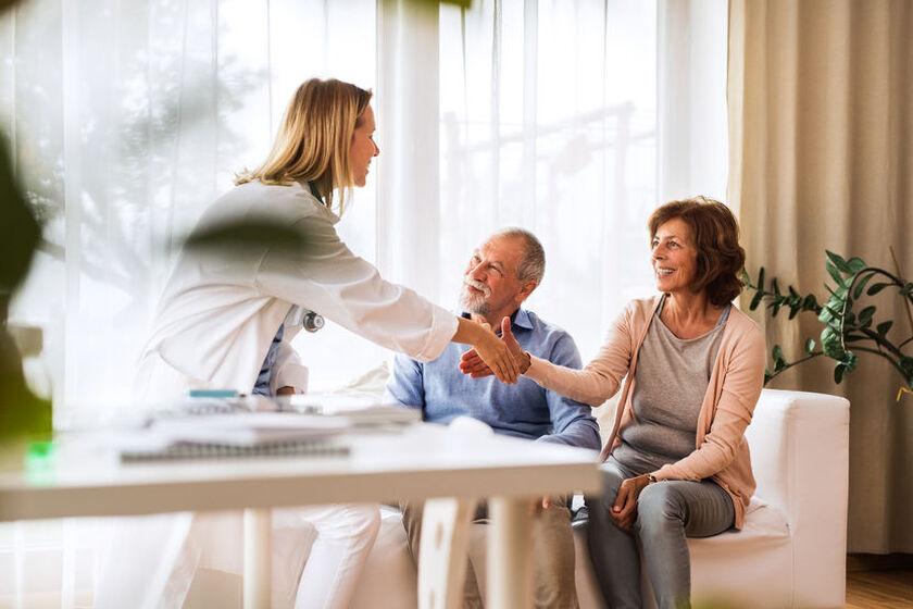 Pacjenci u lekarza rodzinnego