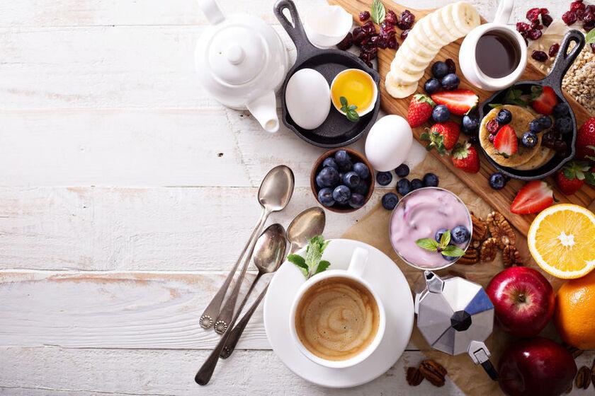 Produkty idealne na dietetyczne śniadanie