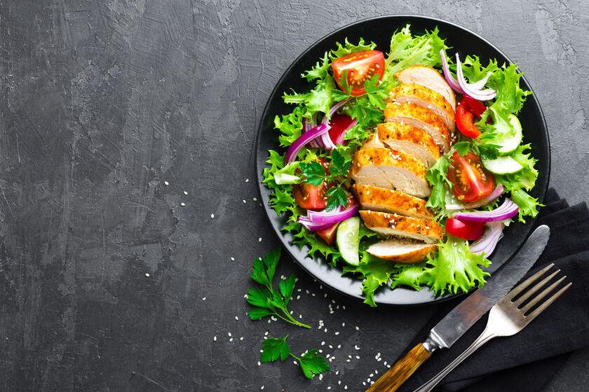 Produkty na dietetyczną kolację