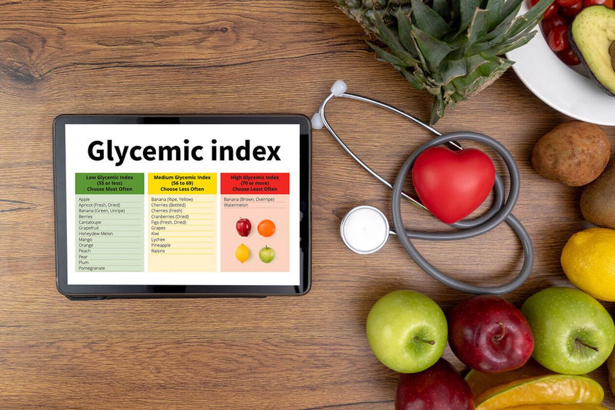 Produkty na podniesienie indeksu glikemicznego