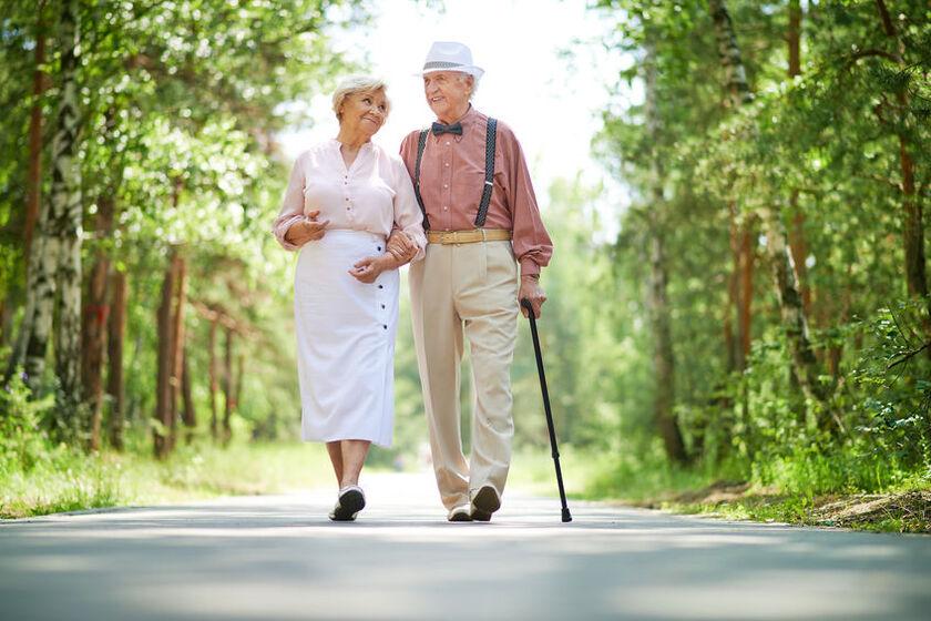 Seniorzy na randce