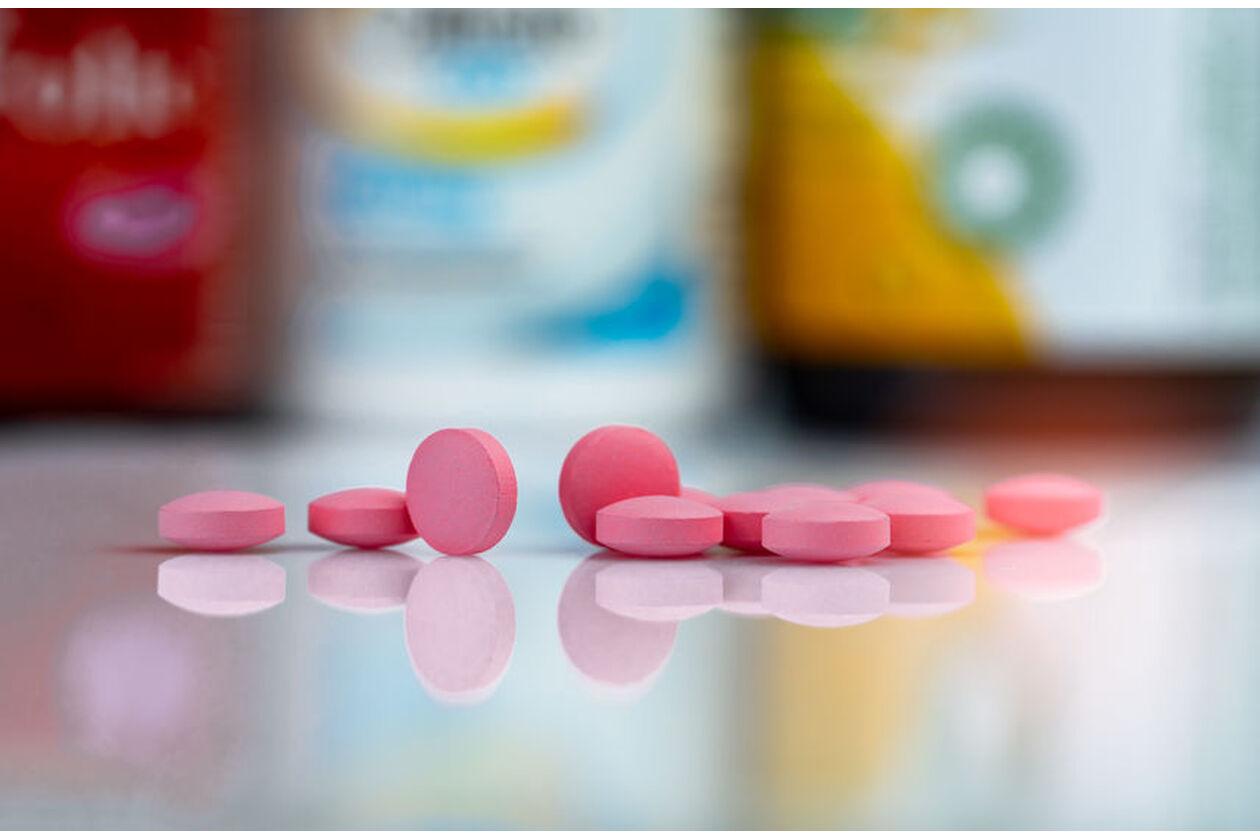 Tabletki z kolchicyną