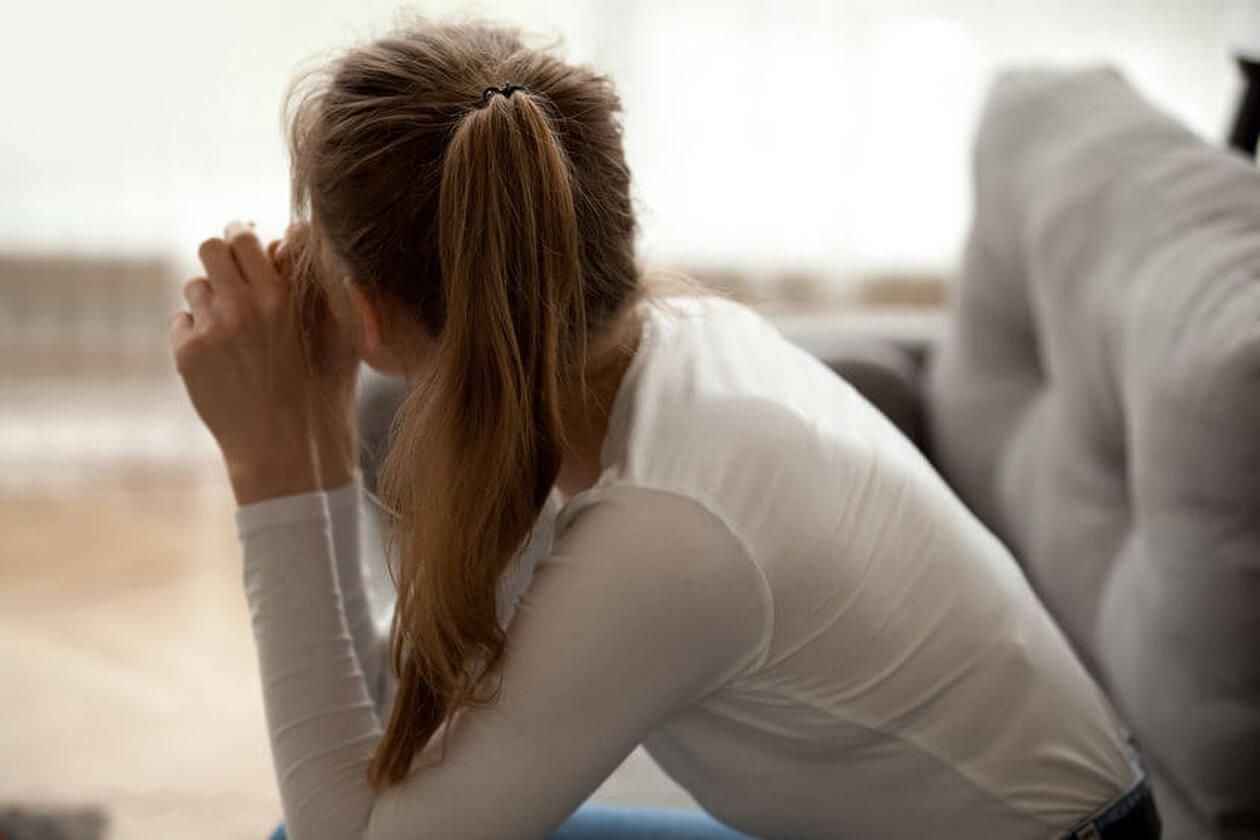 Samotna kobieta