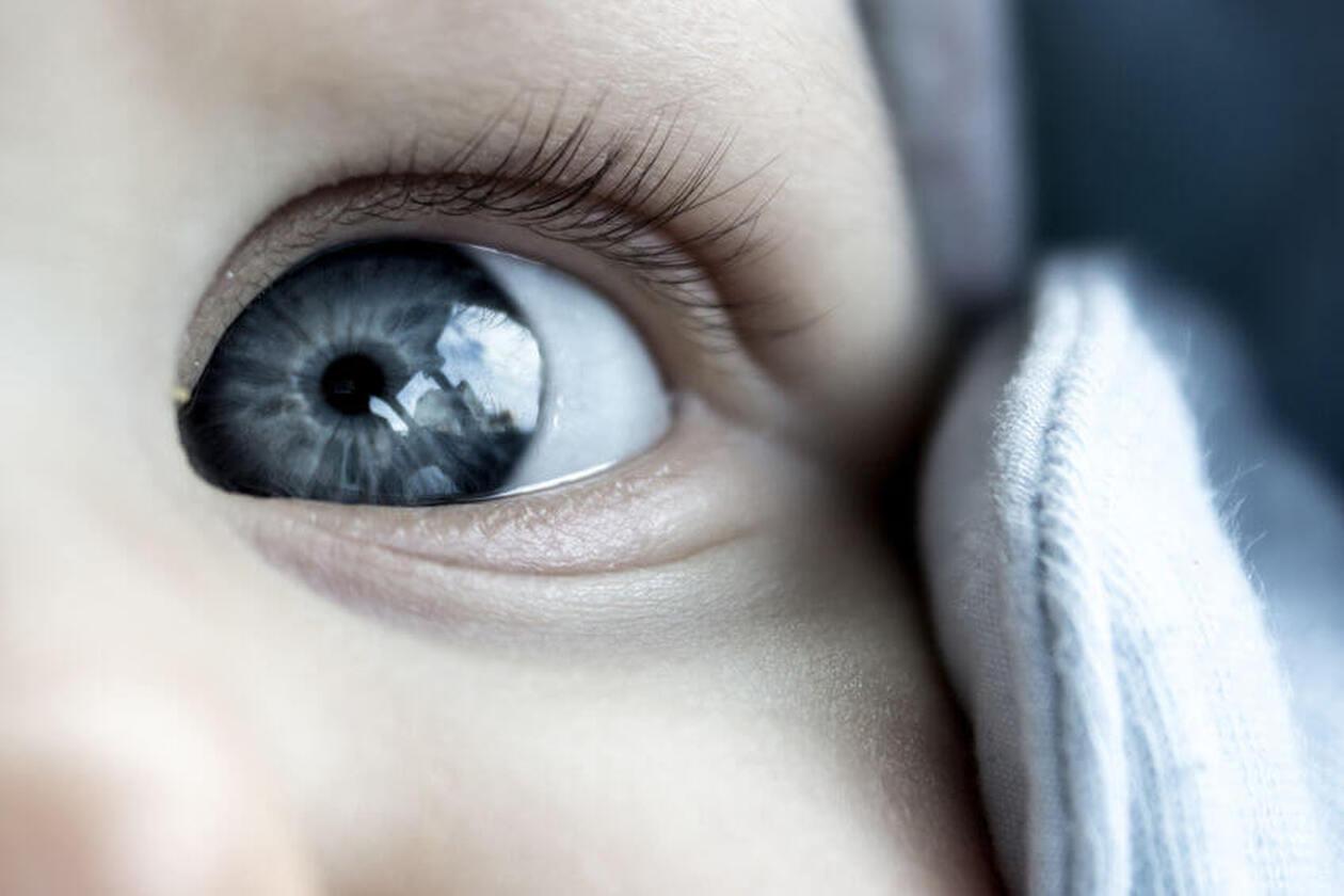 Widzące dziecko
