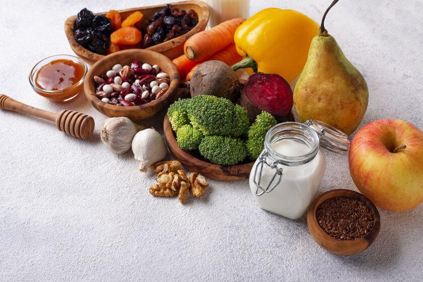 Produkty wskazane do jedzenia przy biegunce