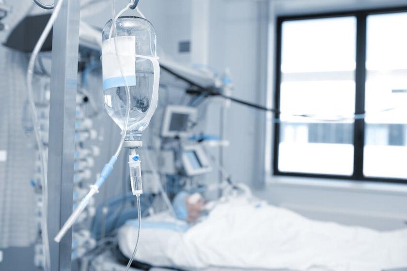 Pacjent w śpiączce farmakologicznej