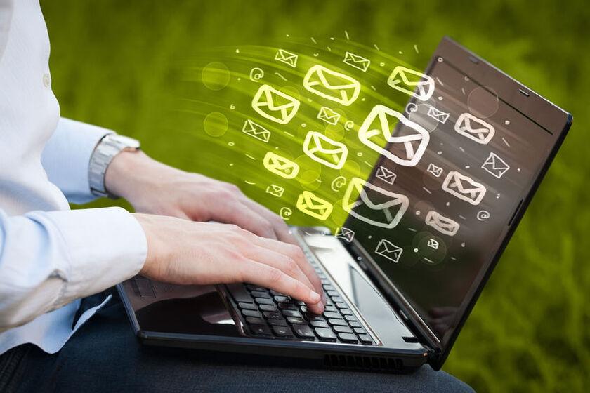 Wysyłanie e-maila