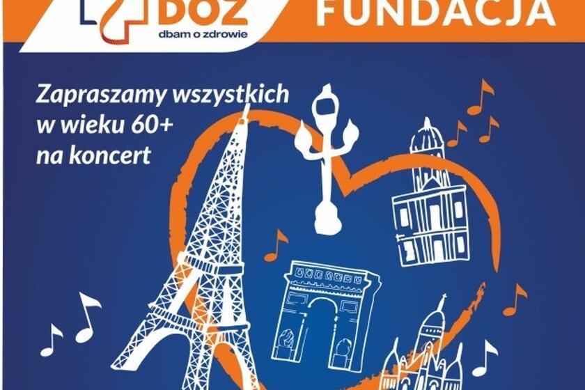 Plakat wydarzenia - koncert