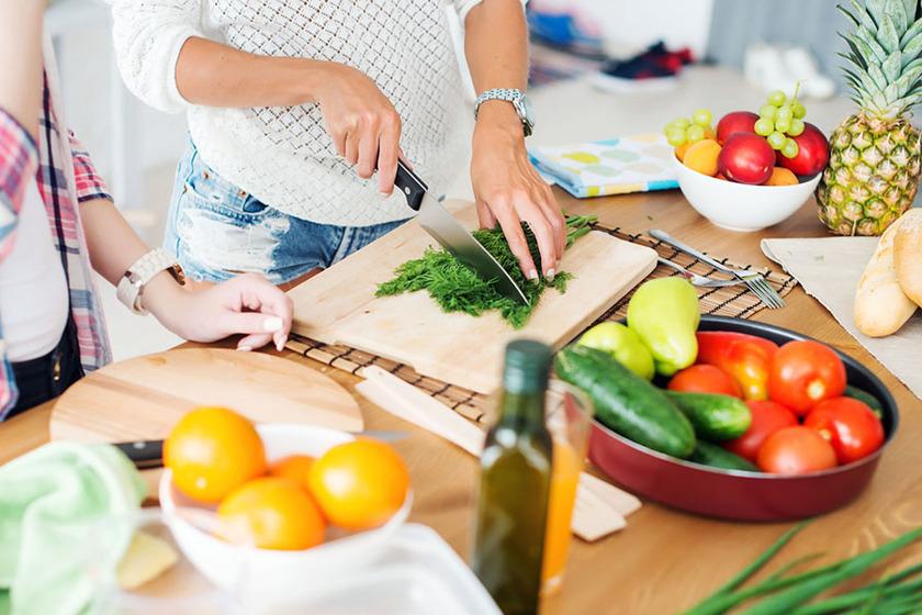 Produkty ze zbilansowanej diety