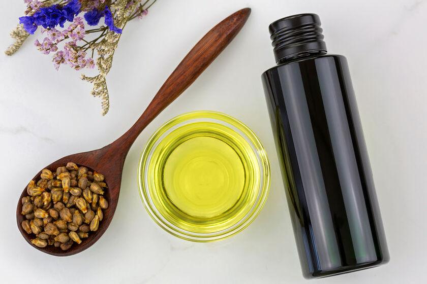 Olej winogronowy