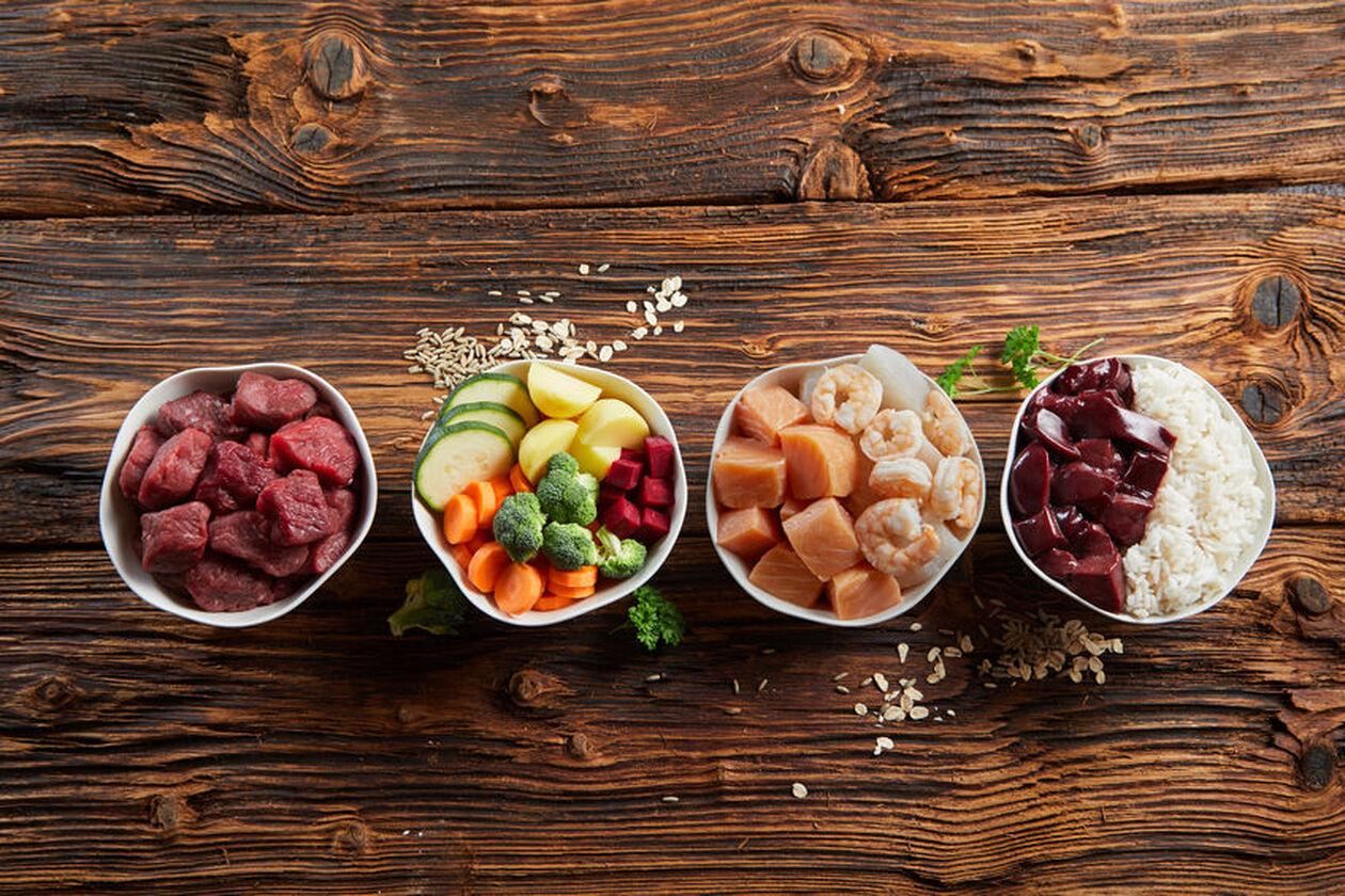 Produkty zalecane w diecie przy powiększonej wątrobie