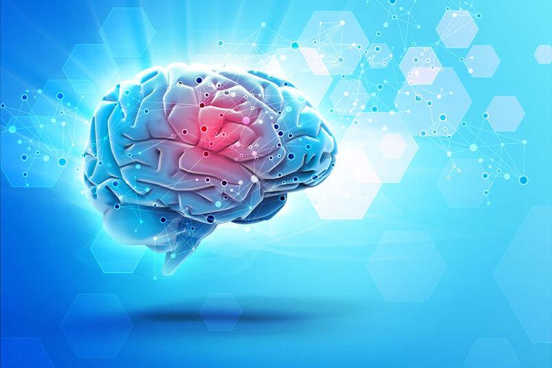 Wizualizacja nowotworu mózgu