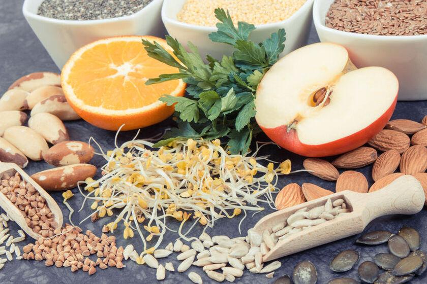 Zalecane produkty w leczeniu tarczycy