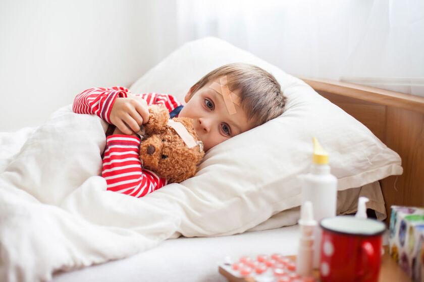 Leki na odporność dla dzieci