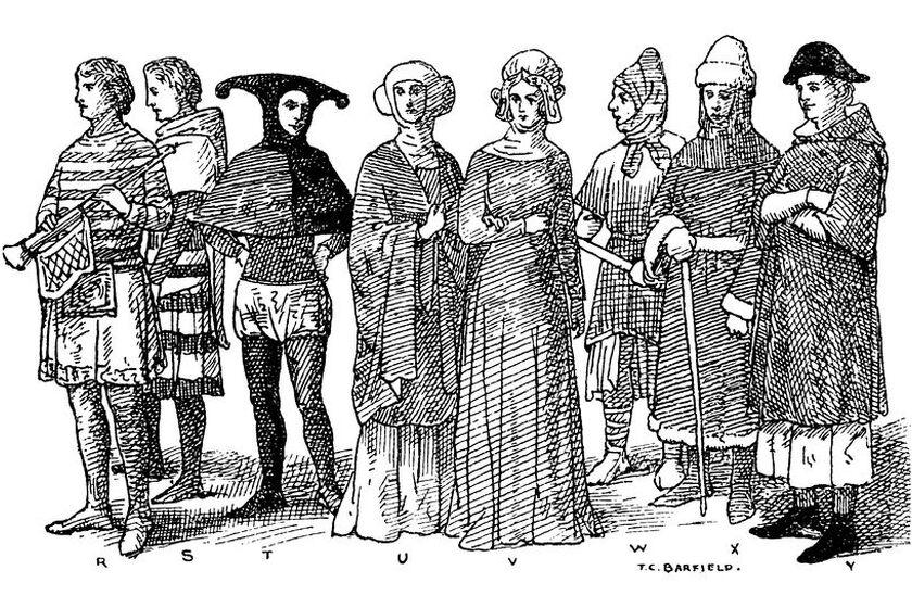 Średniowieczne społeczeństwo