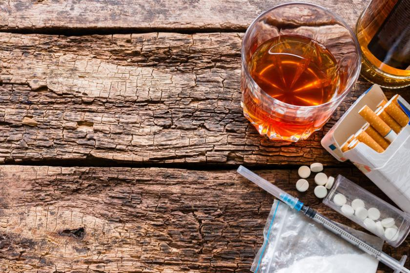 Alkohol i narkotyki