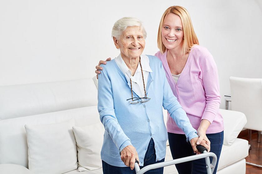 Opieka nad seniorem po udarze