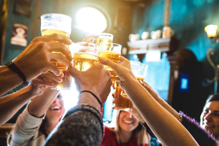 Osoby spożywające alkohol