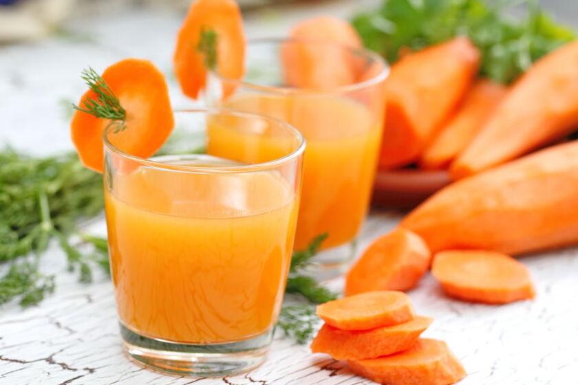 Koktajl marchewkowy