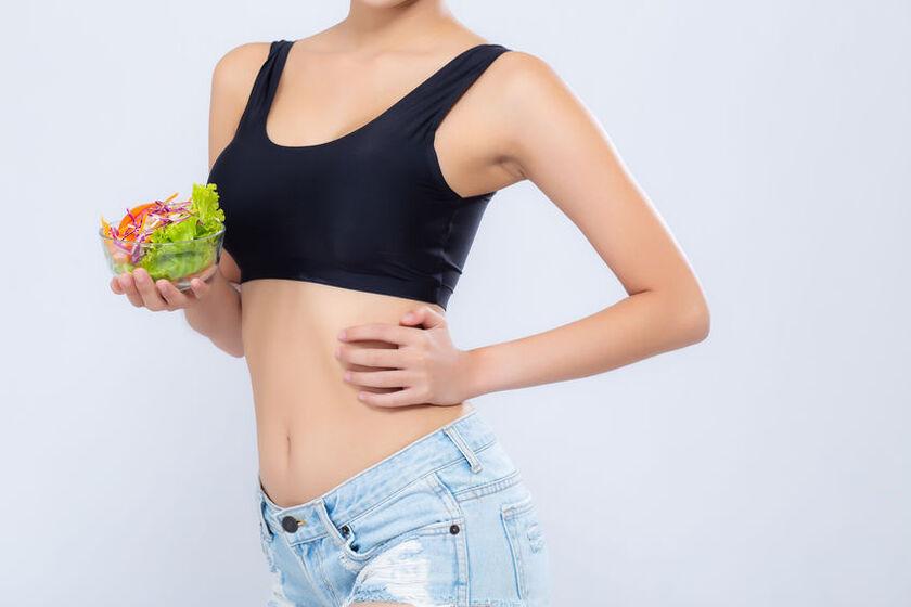 drasztikus diéta személyre szabott étrend