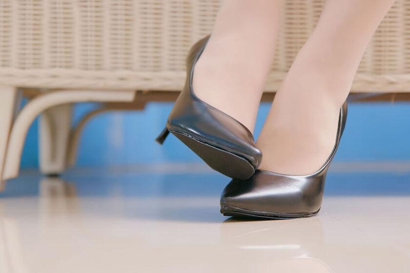 Kobietęswędzą nogi