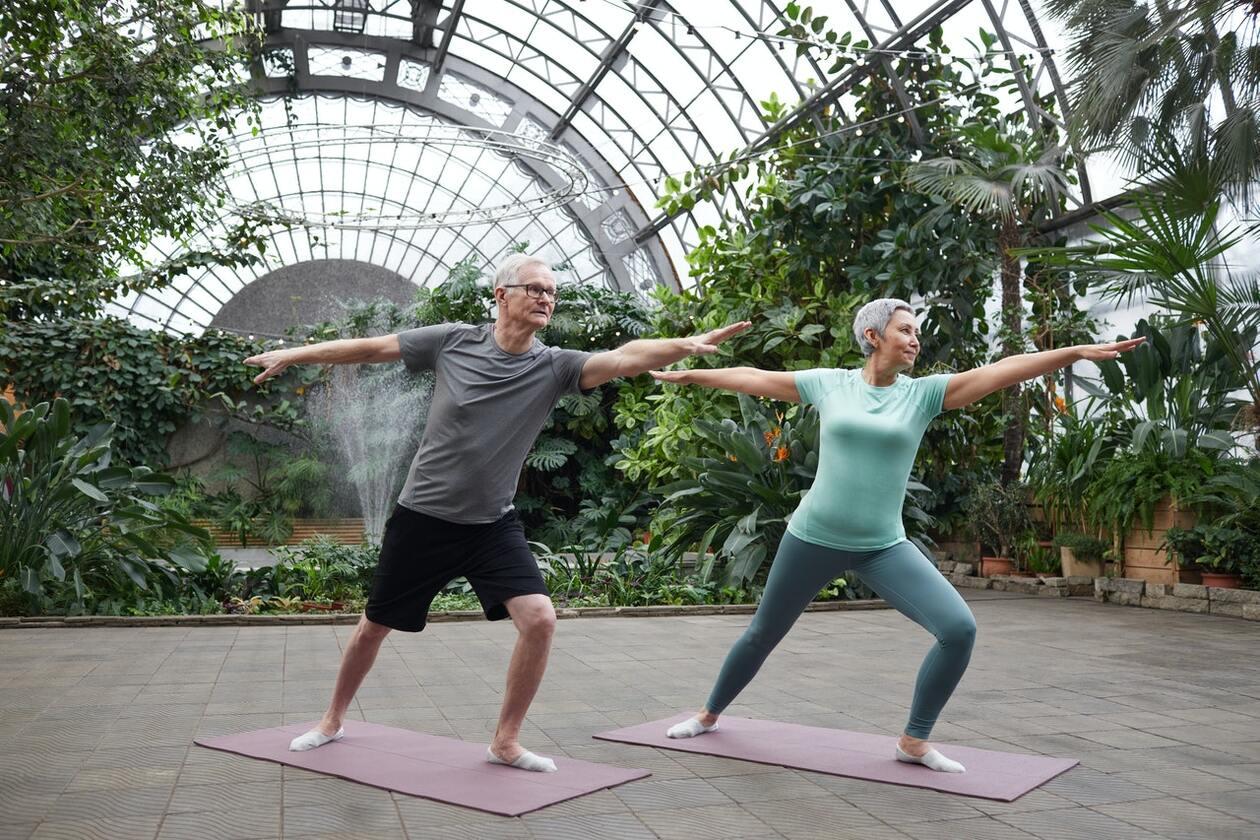 Jaka aktywność fizyczna jest dobra dla seniorów?