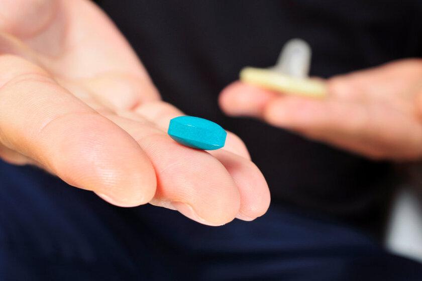 Tabletka sildenafilu