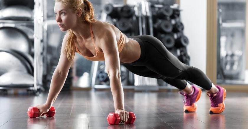 Jesień na siłowni - jak prawidłowo zaplanować trening