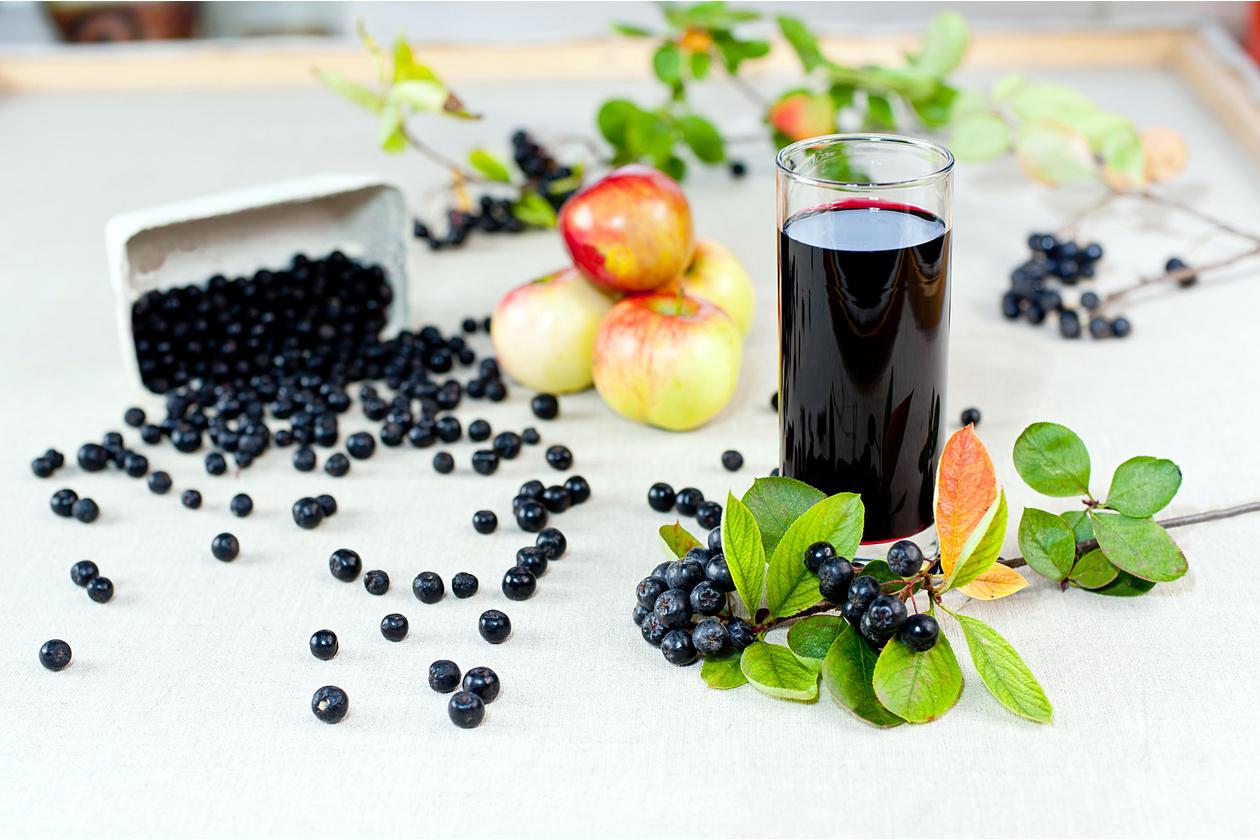 Owoc aronii