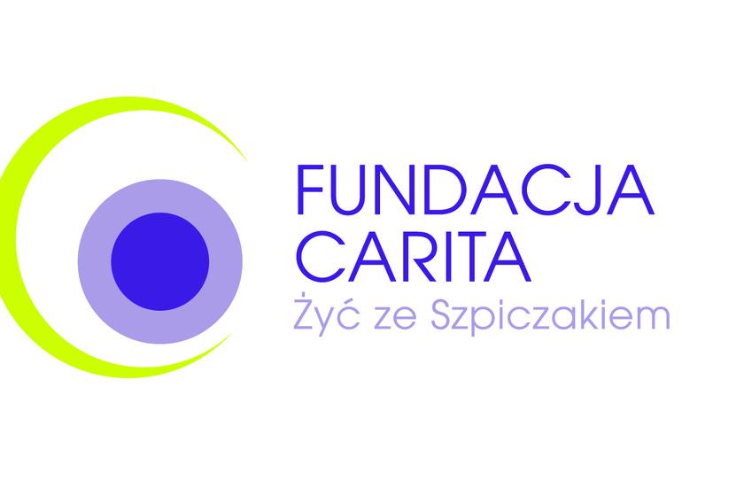 Logo fundacji walczącej z nowotworami
