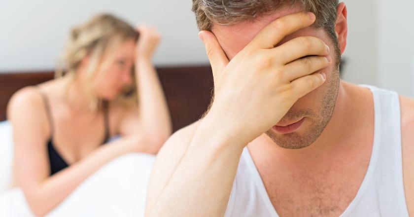 Zaburzenia erekcji | Przyczyny i leczenie zaburzeń erekcji