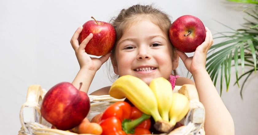 Składniki, które poprawią odporność twojego dziecka