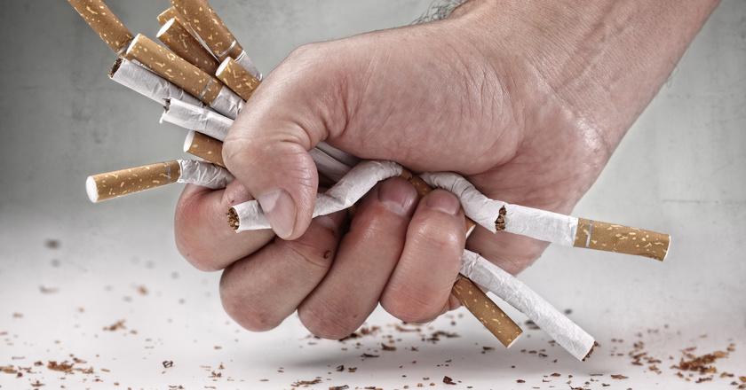 Palenie albo zdrowie