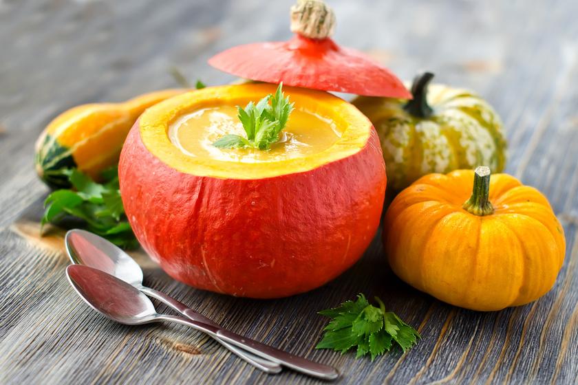 Dynia - wielkie, pożyteczne warzywo