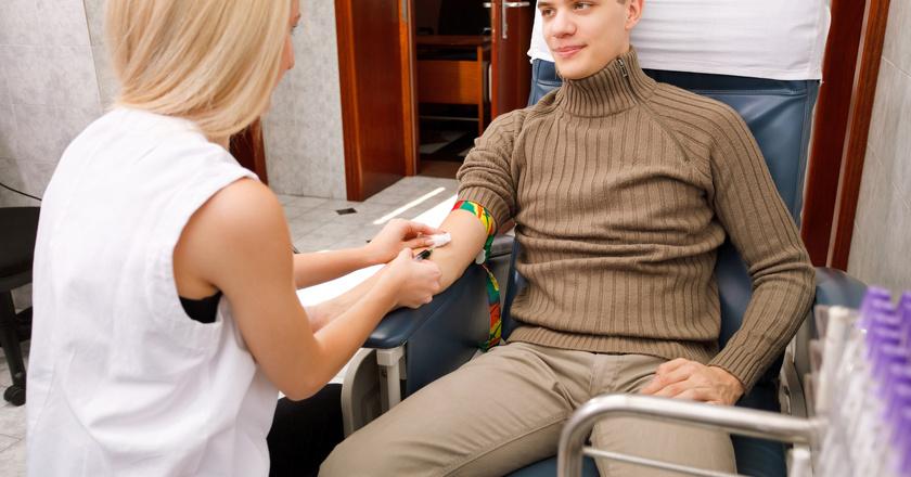 Oddaj krew – to piękny gest i korzyści dla Ciebie