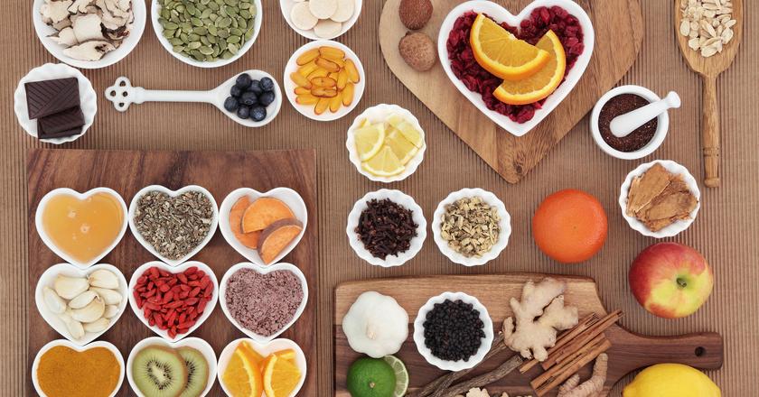 dieta, ortoreksja
