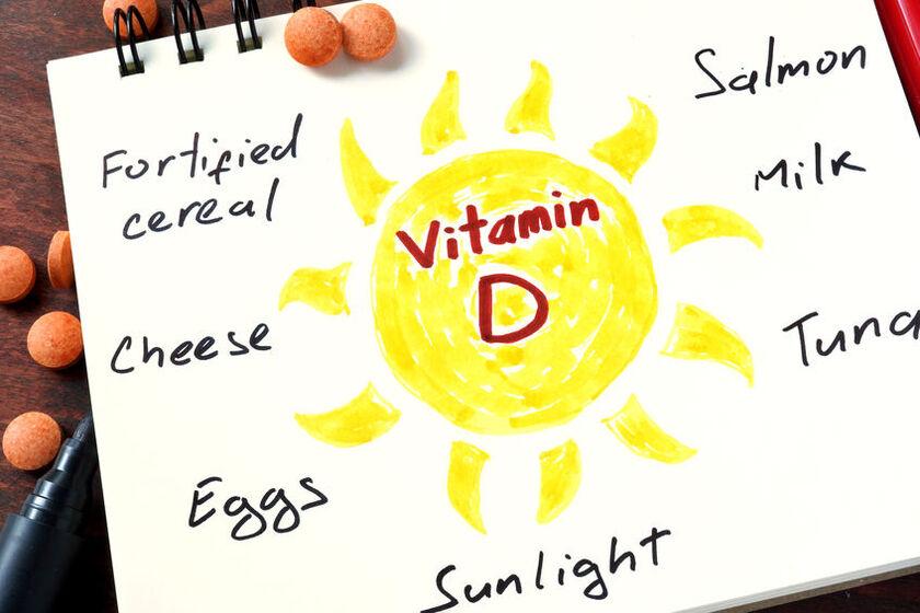 Źródła witaminy D3